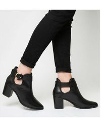 Ted Baker - Sybell Strap Boot - Lyst