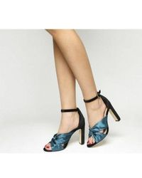 Office - Hugh Feature Vamp Block Heel - Lyst