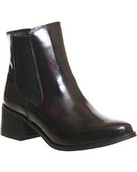 Shoe The Bear - Liverpool Heeled Chelsea Boot Ox - Lyst