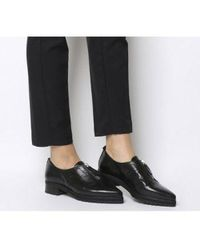 Office - Foster Zip Front Cleated Shoe - Lyst