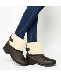 UGG - Aldon Fold Down Boots - Lyst