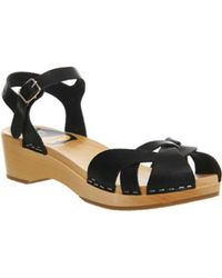 Swedish Hasbeens - Tutti Frutti Sandals - Lyst
