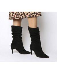 Office - Keepsake- Dressy Slouch Calf Boot - Lyst