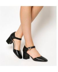 Office - Milkshake Mary Jane Block Heel - Lyst