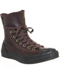 Converse - Ctas Combat Boots - Lyst