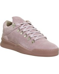 Filling Pieces - Mountain Cut Trainers - Lyst