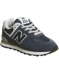 New Balance - 574 Kids - Lyst