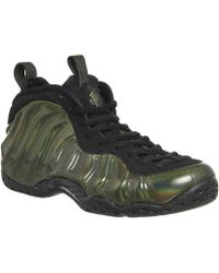 nike air foamposite one prm lyst