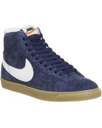 finest selection f0be7 91249 Nike - Blazer Mid - Lyst
