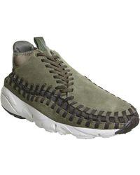 Nike - Air Footscape Woven Chukkas - Lyst
