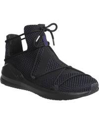 497fecaa1a2 Lyst - Puma Fierce Rope Training Shoe in Gray