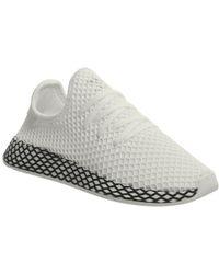 buy popular dd47c 45954 adidas - Deerupt Trainers - Lyst