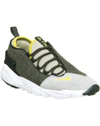 Nike - Air Footscape Trainers - Lyst