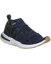 Adidas Originals Arkyn Sneakers in Blue - Lyst 978f01849
