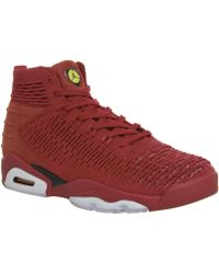 26fdccd464ab2 closeout jordan super fly 2 red red yellow 1e076 72b91