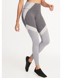 d5d56911525cb8 Alo Yoga Elevate Legging in Blue - Lyst