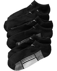 Old Navy - Performance Mesh Socks 3-pack - Lyst