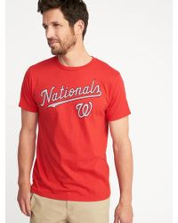 Old Navy - Mlb® Team Graphic Tee - Lyst