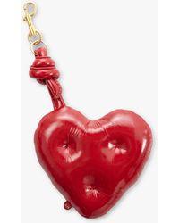 Anya Hindmarch - Chubby Heart Charm - Lyst