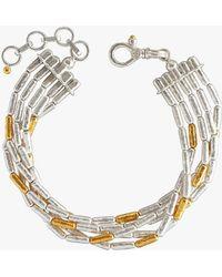 Gurhan - Vertigo Five Strand Bracelet - Lyst