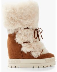 Casadei - Sneaker Half Boot - Lyst