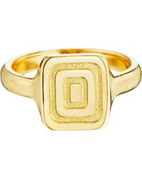 Mimi So - Piece Icon Signet Ring - Lyst