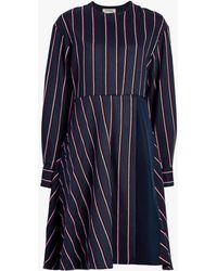 Sportmax - Wool A-line Dress - Lyst