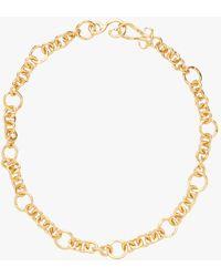 Stephanie Kantis - Coronation Small Chain Necklace - Lyst