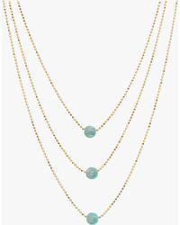 Lionette - Solar Necklace - Lyst
