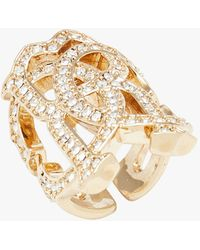 Roberto Cavalli - Royal Club Deluxe Ring - Lyst