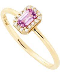 Alison Lou - S Diamond Stack Ring - Lyst
