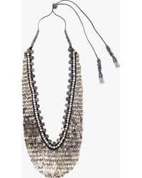 Deepa Gurnani - Chanel Necklace - Lyst