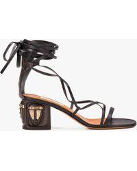 Valentino - Tribe Gladiator Heeled Sandal - Lyst