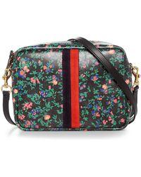 Clare V. - Ditsy Floral Midi Sac - Lyst