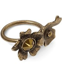 Tomas Maier - Aster Flower Ring - Lyst
