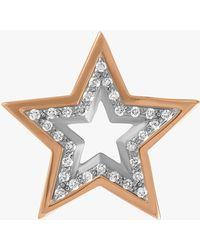Kwiat - Large Star Single Earring - Lyst