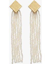 Stephanie Kantis - Tassel Earrings - Lyst