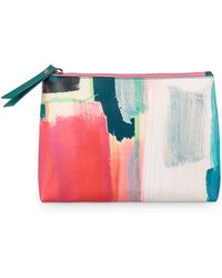 Oliver Bonas - Blake Abstract Pouch - Lyst