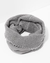 7 For All Mankind - Donni Poodle Tube Scarf - Lyst