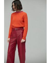 VEDA - Nolan Sweater Orange Fanta - Lyst
