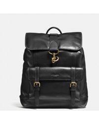 COACH - Bleecker Backpack - Lyst