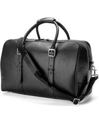 Aspinal - Large Harrison Weekender Travel Bag - Lyst