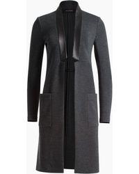 St. John - Milano Knit Jacket - Lyst