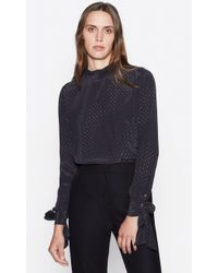 Equipment - Aurora Silk Shirt - Lyst