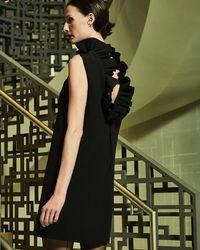 SemSem - Camille Ruffle Dress - Lyst