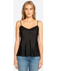 Johnny Was - Short Lace Slip - Lyst