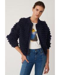 M.i.h Jeans - Foxwell Cardigan - Lyst