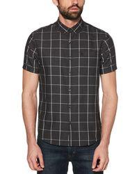 Original Penguin - Jaspe Windowpane Shirt - Lyst