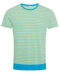 Orlebar Brown - Sammy Toucan/azure Classic-fit T-shirt - Lyst