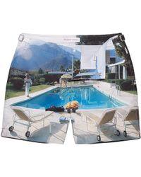 Orlebar Brown - Bulldog Kaufmann Cocktail Mid-length Swim Shorts - Lyst